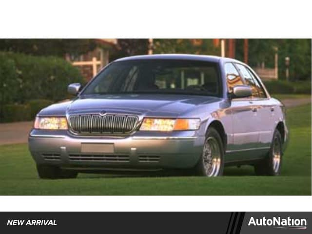 Photo 1999 Mercury Grand Marquis GS
