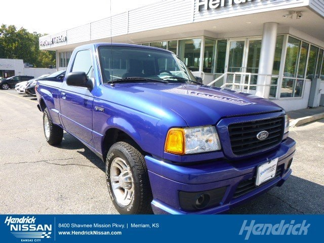 Photo 2005 Ford Ranger STX Reg Cab 112 WB STX in Franklin, TN