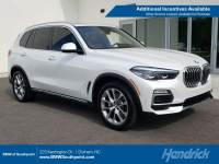 Pre-Owned 2019 BMW X5 xDrive40i SUV in Durham