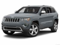 Pre-Owned 2016 Jeep Grand Cherokee Overland 4x4 SUV in CummingGA