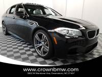 Pre-Owned 2013 BMW M5 in Greensboro NC