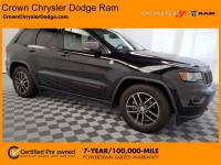 Pre-Owned 2017 Jeep Grand Cherokee Trailhawk 4x4 SUV in Greensboro NC