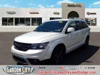 Certified Used 2018 Dodge Journey Crossroad For Sale   Hempstead, Long Island, NY
