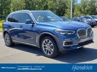 Certified Pre-Owned 2019 BMW X5 xDrive40i SUV in Durham