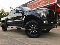 2016 Ford F-250 SD PLATINUM CREW CAB SHORT BED 4WD CUSTOM LIFTED