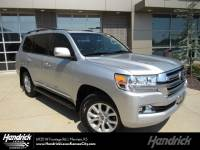 2018 Toyota Land Cruiser 4WD SUV in Franklin, TN