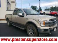 Certified Used 2018 Ford F-150 Lariat Truck in Burton, OH