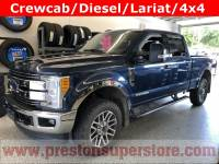 Certified Used 2017 Ford F-250SD Lariat Truck in Burton, OH