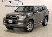 2011 Toyota 4Runner Limited-4WD