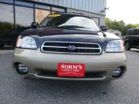 Used 2000 Subaru Outback For Sale at Norm's Used Cars Inc. | VIN: 4S3BH675XY7640662