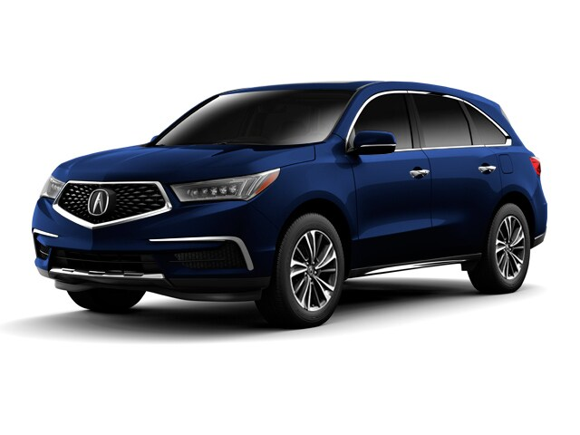 Photo 2017 Acura MDX V6 SH-AWD with Technology Package SUV