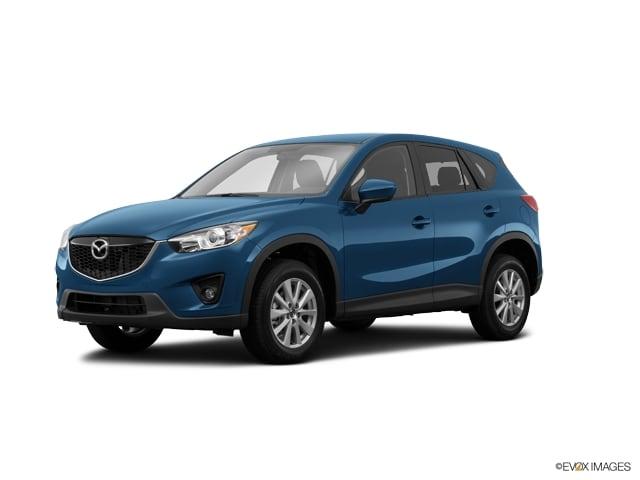 Photo Used 2014 Mazda Mazda CX-5 Touring SUV Front-wheel Drive in Cockeysville, MD