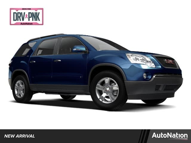 Photo 2009 GMC Acadia SLT1