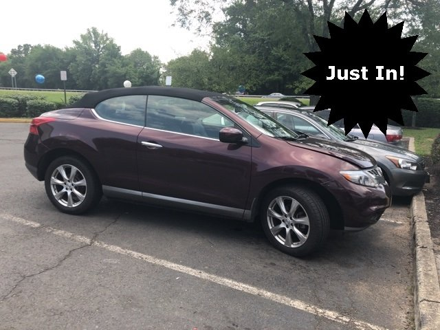 Photo 2014 Nissan Murano CrossCabriolet AWD 2dr Convertible Convertible