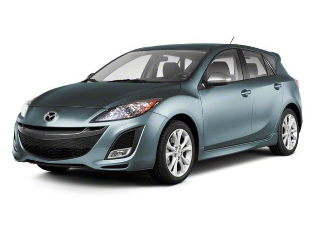 Photo Pre-Owned 2010 Mazda Mazda3 s Sport Hatchback in Jacksonville FL