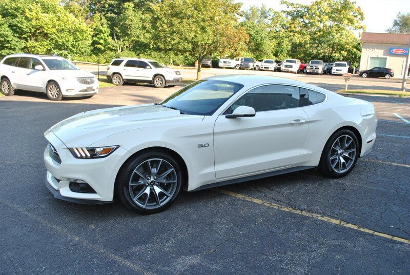 Photo 2015 Ford Mustang GT 50 Years Limited Edition for sale in Flushing MI
