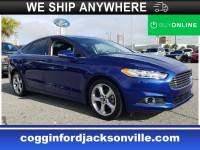 Certified 2016 Ford Fusion SE Sedan Intercooled Turbo Regular Unleaded I-4 91 in Jacksonville FL