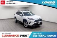 Used 2019 Toyota RAV4 XLE FWD in El Monte