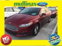 Used 2014 Ford Fusion SE Sedan I-4 cyl in Kissimmee, FL