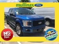 Used 2018 Ford F-150 XL STX Truck SuperCrew Cab V-6 cyl in Kissimmee, FL