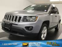 Used 2016 Jeep Compass For Sale at Burdick Nissan   VIN: 1C4NJDBB6GD807585