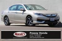 2016 Honda Accord LX in Poway