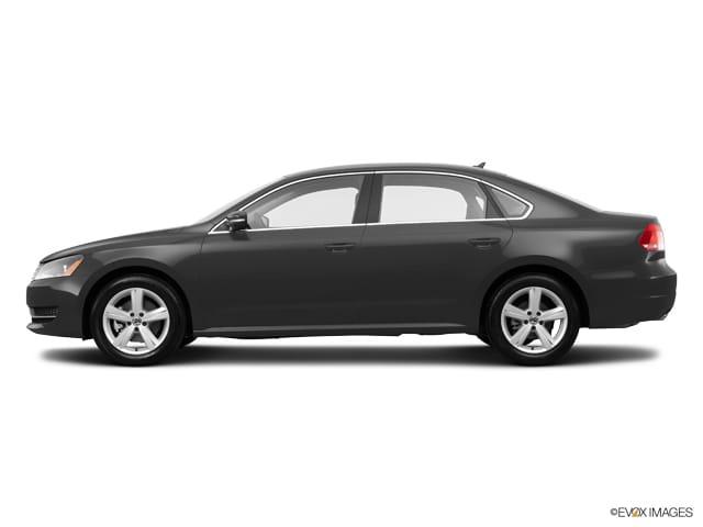 Photo Used 2014 Volkswagen Passat 1.8T Sedan Front-wheel Drive in South Brunswick, NJ