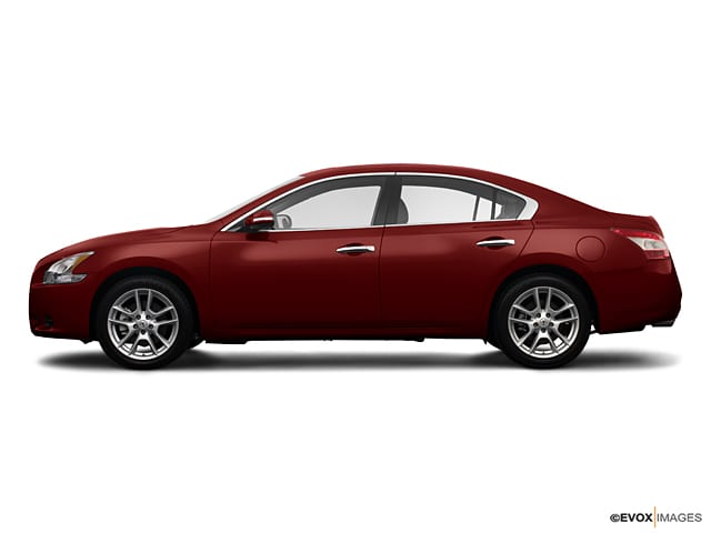 Photo Used 2009 Nissan Maxima 3.5 SV in Harlingen, TX