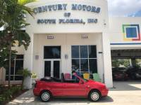 2000 Volkswagen Cabrio GL 5 Speed Manual New Convertible Top 1-Owner