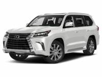 Pre-Owned 2017 LEXUS LX 570 SUV in Columbus, GA