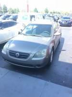 Used 2003 Nissan Altima Sedan