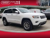 Pre-Owned 2014 Jeep Grand Cherokee Limited 4WD Limited in Jacksonville FL