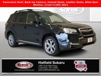 Certified 2017 Subaru Forester Touring in Columbus