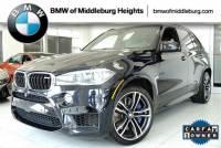 2016 BMW X5 M SUV
