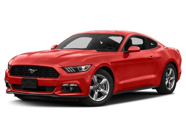 Photo Pre-Owned 2016 Ford Mustang EcoBoost Premium Coupe in Greenville, SC