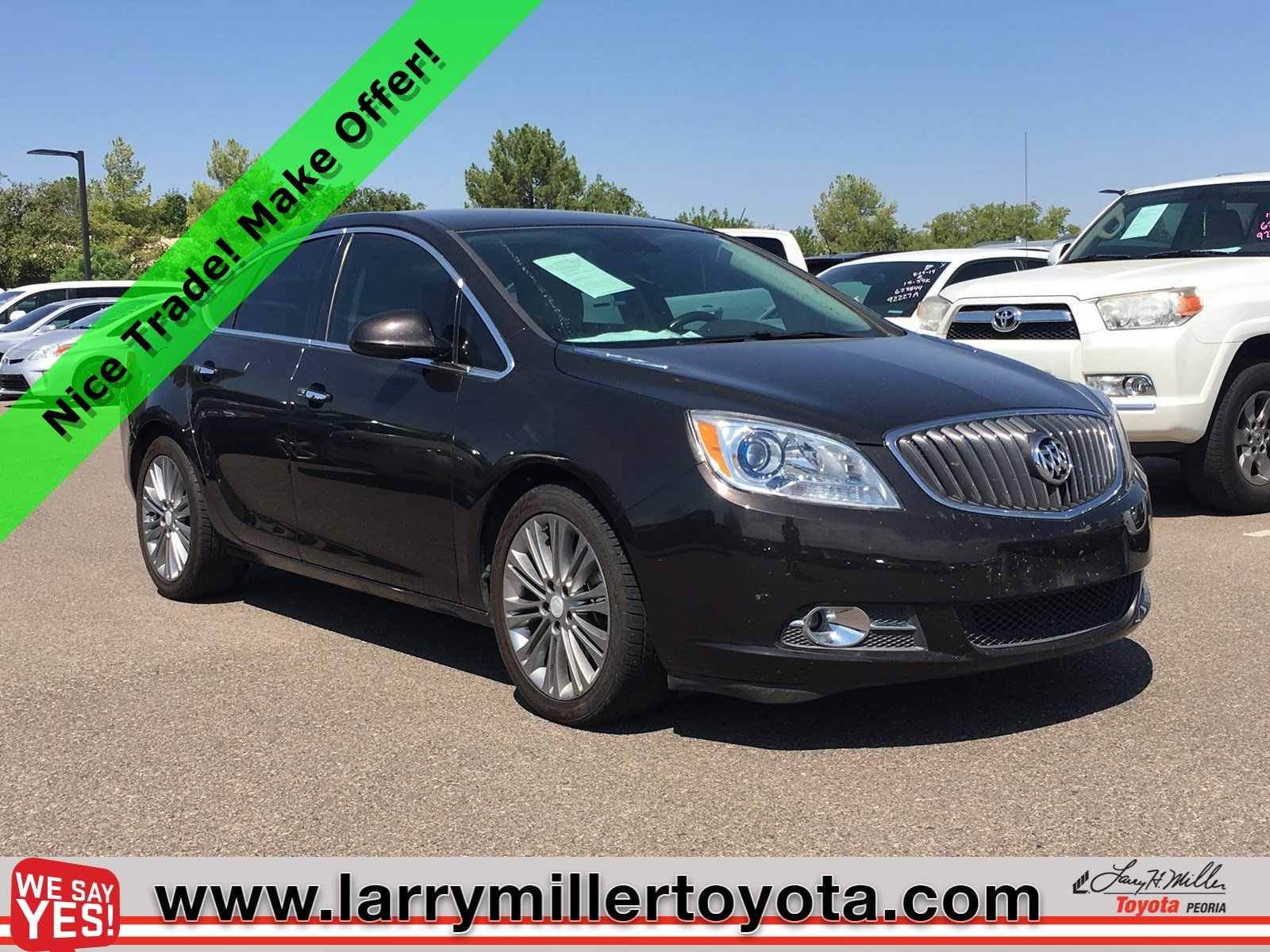 Photo Used 2013 Buick Verano For Sale  Peoria AZ  Call 602-910-4763 on Stock 20086A