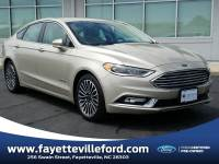 2018 Ford Fusion Hybrid Titanium Sedan 4