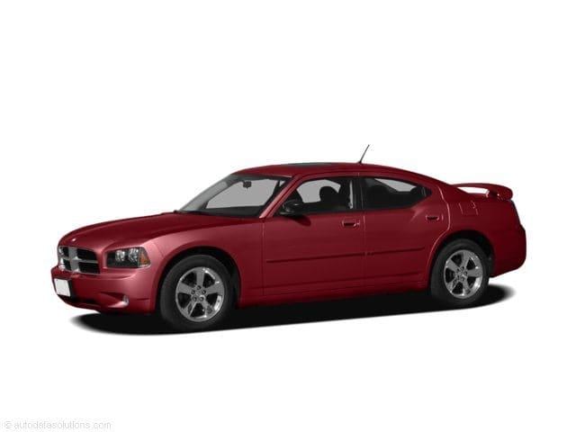 Photo Used 2009 Dodge Charger SXT Sedan