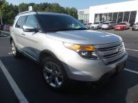 Pre-Owned 2015 Ford Explorer Limited SUV