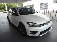 Certified 2017 Volkswagen Golf R 4-Door w/DCC & Navigation 4MOTION Hatchback