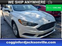 Pre-Owned 2018 Ford Fusion Hybrid SE Sedan in Jacksonville FL