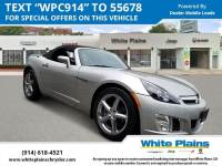 2009 Saturn Sky 2dr Conv Red Line Convertible in White Plains, NY
