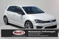 2017 Volkswagen Golf R 4-Door Manual w/DCC/Nav Hatchback in Houston