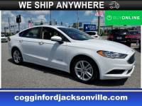 2018 Ford Fusion Hybrid SE Sedan Gas/Electric I-4 122