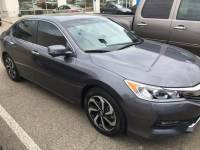 Used 2017 Honda Accord EX For Sale in Monroe, OH