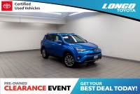 Certified Used 2017 Toyota RAV4 Limited FWD in El Monte