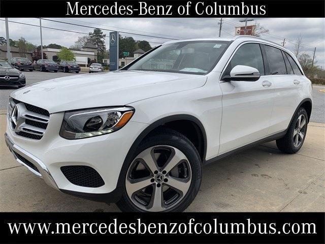 Photo Certified Pre-Owned 2019 Mercedes-Benz GLC 300 SUV in Columbus, GA