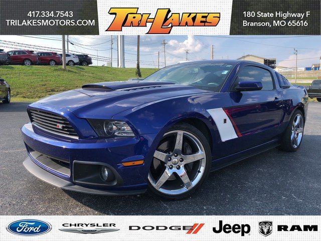 Photo Used 2014 Ford Mustang Roush Stage 3 Coupe