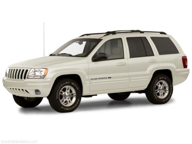 Photo 2000 Jeep Grand Cherokee Limited SUV