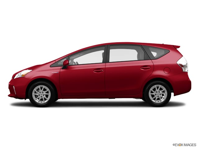 Photo 2014 Toyota Prius v Three Wagon FWD For Sale at Bay Area Used Car Dealer near SF